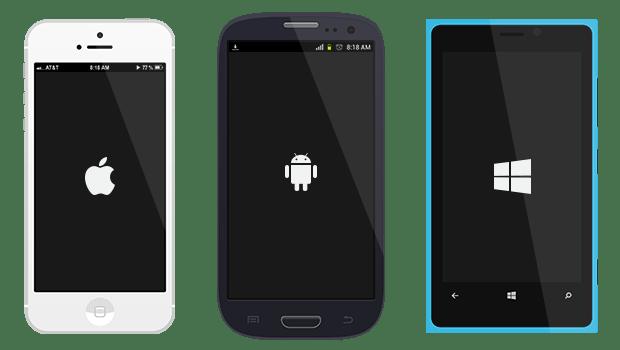 Flat devices PSD-Mobile Design Kit
