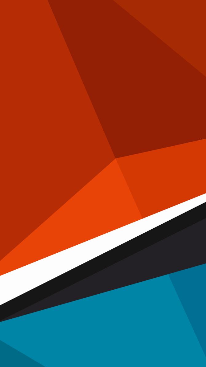 Free Minimal Phone Background PSD