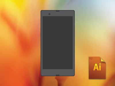 Free Moblie Phone Tablet PC Vector