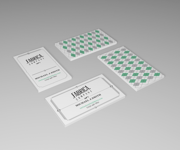 Free Business Card Mockups PSD Template