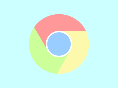 Free Google Chrome Icon Vector PSD