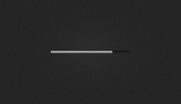 Free Loading Progress Bar PSD