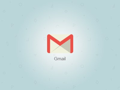 Free Vector-Gmail Icon PSD
