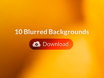 10 Blurred Backgrounds For Web APP Design