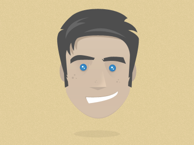 Cartoon Avatar-Face PSD