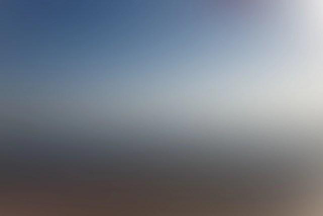 atlantic blurred background
