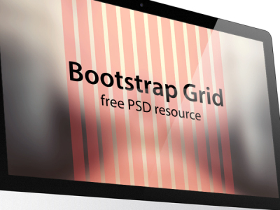 Free Bootstrap Grid PSD Download