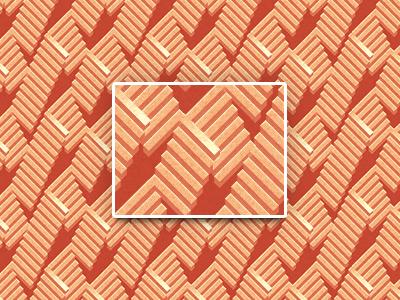 Free Stairs Pattern