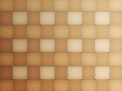 Vector Texture Woven Wood Pattern (Seamless)