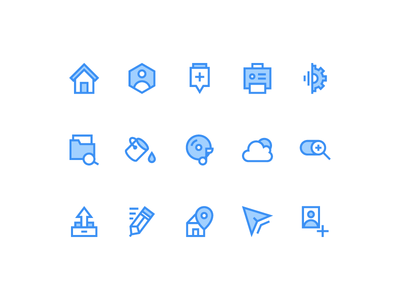 20 Icons For Web (Psd, Ai, Eps)