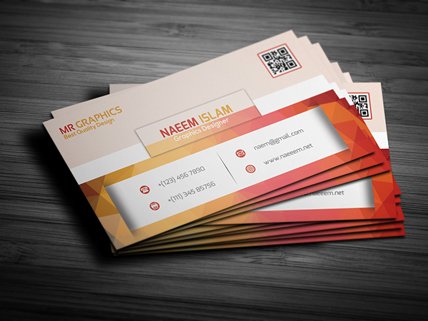 Modern Business Card Free Download