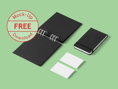 Corporate STATIONERY BRANDING MOCKUP PSD Template