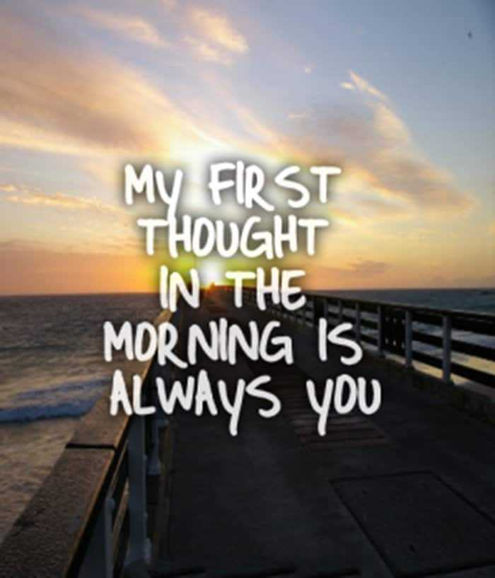 35 Good Morning Love Quotes For You to Life Sayings 7