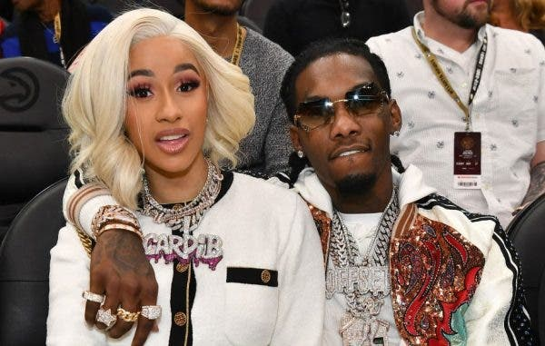 Cardi B files for divorce from Offset, 3 years after marriage