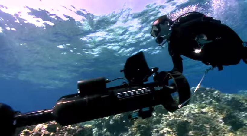 Google  Street view เวอร์ชั่นใต้น้ำ