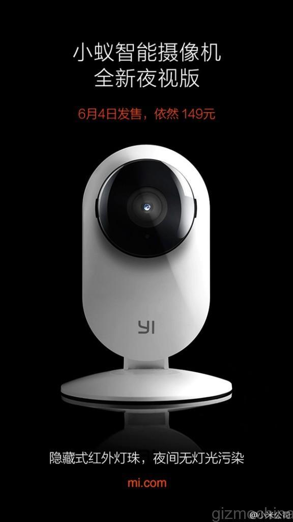 Yi Smart Camera กล้อง IP ราคาสบายกระเป๋า