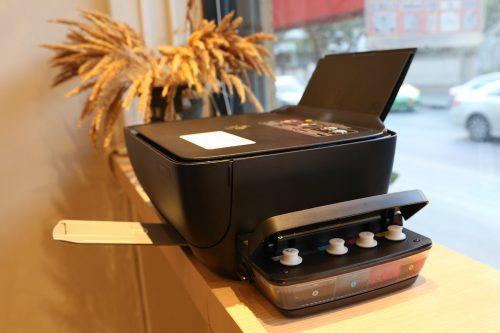 HP DeskJet GT 5820-side