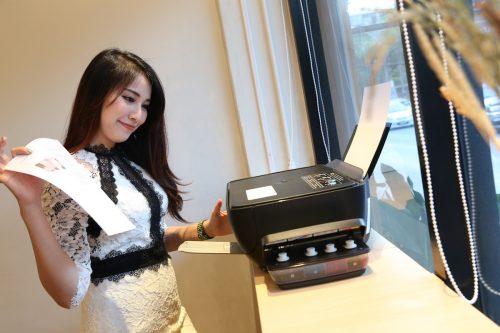 HP DeskJet GT 5820 paper
