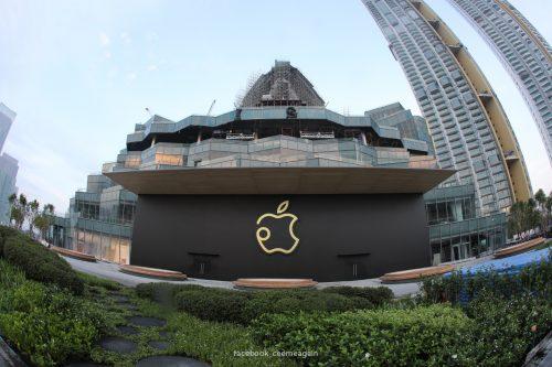 Apple Store สาขาแรกในไทย