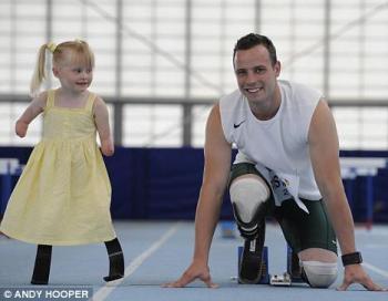 Little Ellie & the Olympian: The Kindest Race Ever