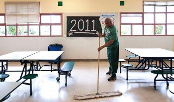 The Millionaire Janitor