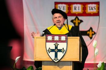 Bend That Arc of Justice: A Brilliant Commencement Address