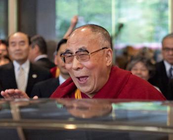 The Dalai Lama: On Why I Laugh