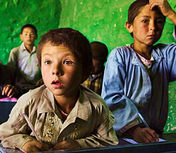 Stunning Images of the Power of Education