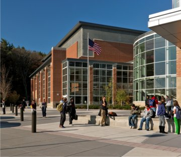 Boston's High School & Senior Center in One