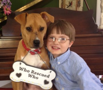 The Boy & Dog Who Changed Each Other's Lives Forever