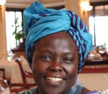 Wangari Maathai: Marching with Trees