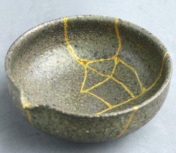 Kintsugi: The Golden Joinery of Love