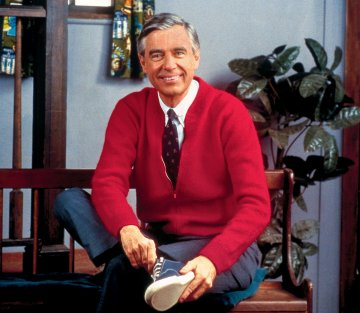 Why We Turn to Mr. Rogers