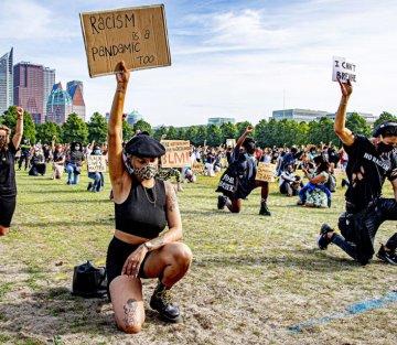 7 Ways Protestors Showed Up For Black Lives
