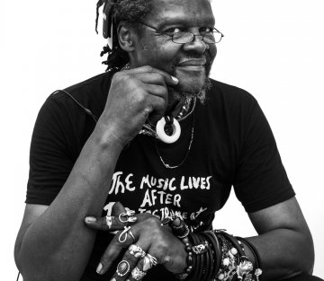 Lonnie Holley: The Man is the Music