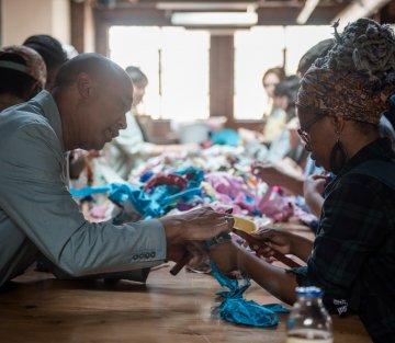 Crochet Jam: Radical Social Justice Through Folk Art Traditions