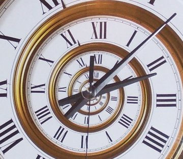 What is Time and Does it Always Move Forward?