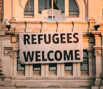 Working to Welcome and Resettle Afghan Refugees