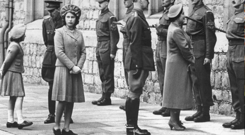 Her first state visit as a queen was in Kenya.