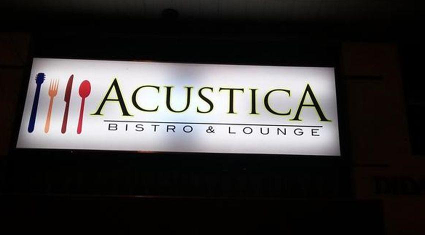Acustica Bistro & Lounge