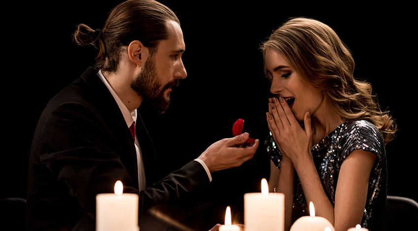 Top 10 Most Expensive and Romantic Proposals