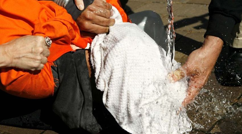 1.Torture is illegal in international law