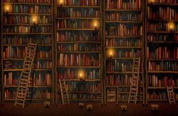 Fortean Library Bookshelf
