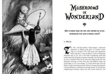 Darklore 7 - Mushrooms in Wonderland