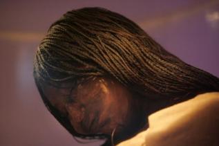 Well-preserved Inca Mummy (Photograph by Natacha Pisarenko)