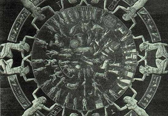 Denderah Zodiac