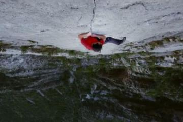 Alex Honnold on 'The Shining Path'
