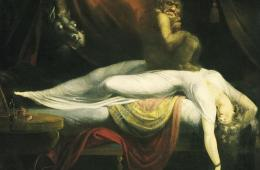 Fuseli - The Nightmare