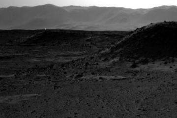 'Light' seen on the horizon by Mars rover Curiosity