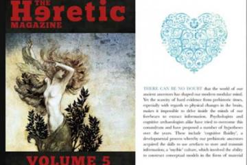 The Heretic Volume 5